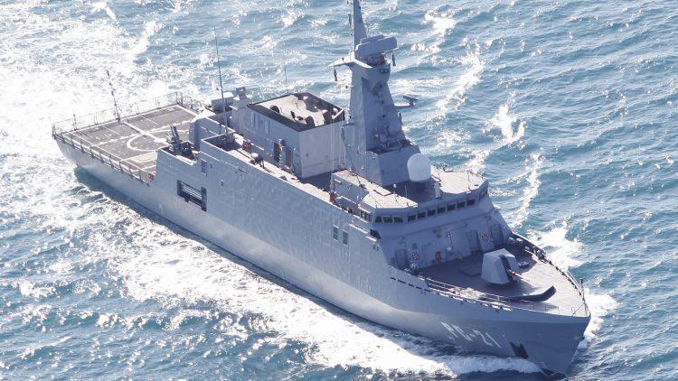 Fregate class