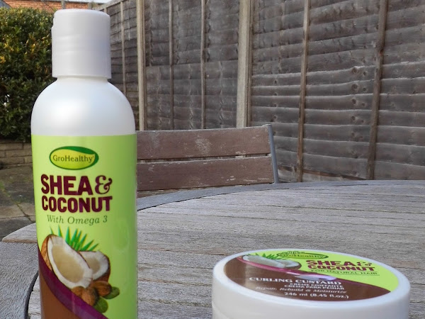Shea & Coconut Hair Products For Natural Hair