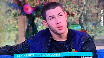 Nick Jonas Relives His UFO Experience