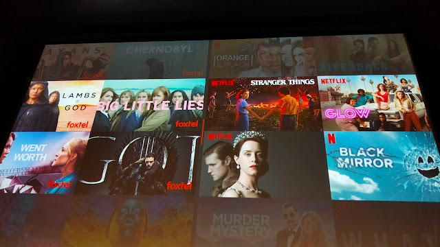 Netflix coming to foxtel
