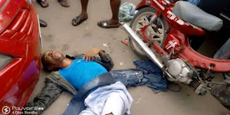 Just In: Man Beaten To Stupor For Stealing Laptop In Owerri