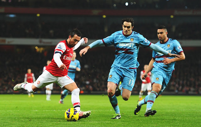 Prediksi Bola West Ham vs Arsenal 9 April 2016