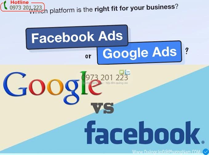 Ông Trùm Fb Ads vs Google Ads