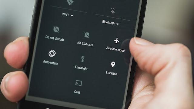 KepoinIT wi fi tidak bekerja dengan cepat pengaturan mode pesawat