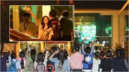 YoonA (SNSD) lưu luyến không rời, chia tay fan Việt lên đường về Hàn Quốc