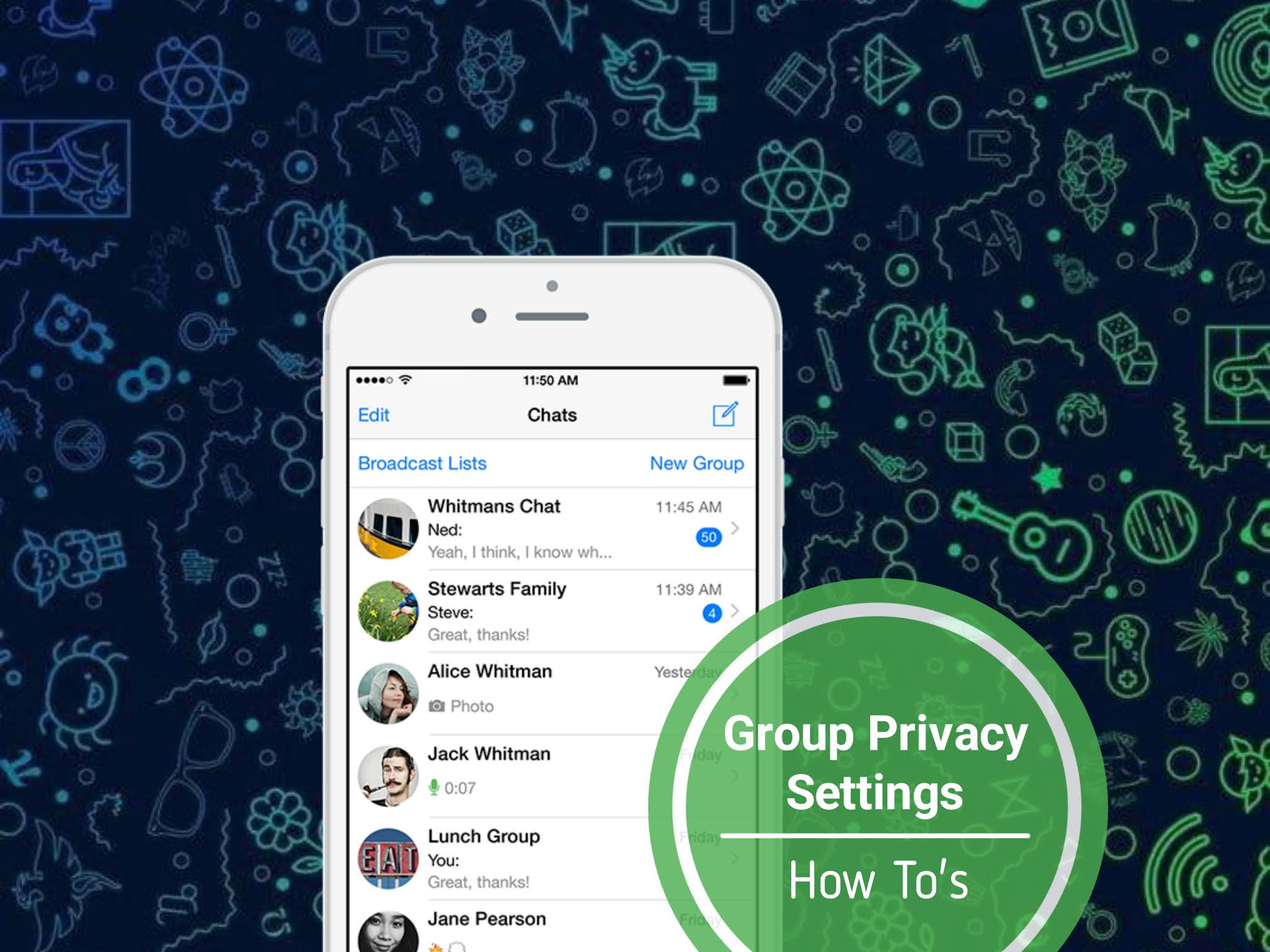 How To Restrict People From Adding You To WhatsApp Group Without Your Permission