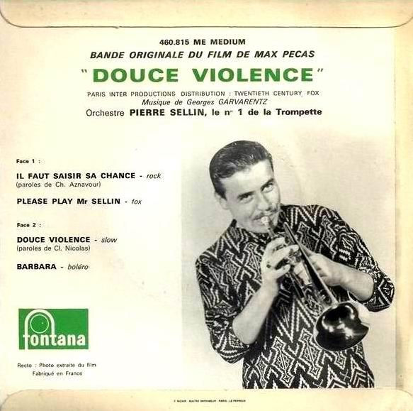 Johnny Hallyday - Douce Violence (1962, Vinyl)   Discogs
