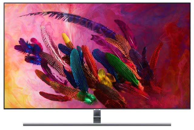 Smart Tivi QLED Samsung 4K 55 inch QA55Q7FNAKXXV