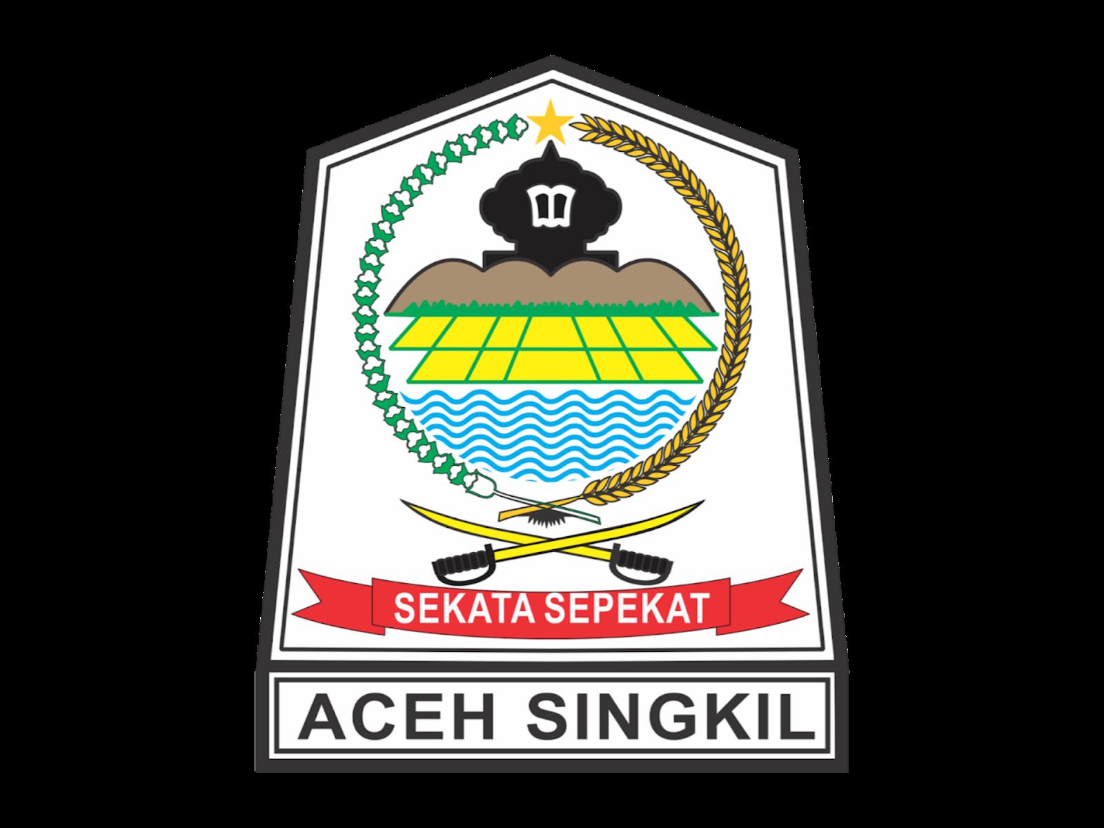 Logo Kabupaten Aceh Singkil Format PNG