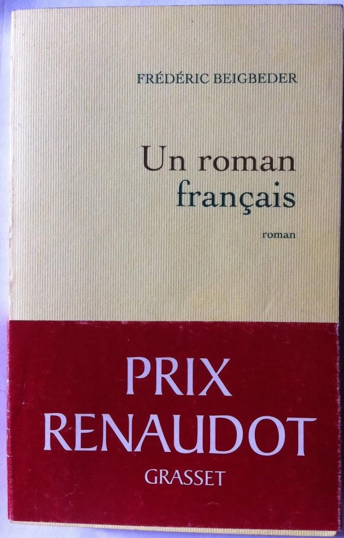 Un roman français: Frédéric Beigbeder.