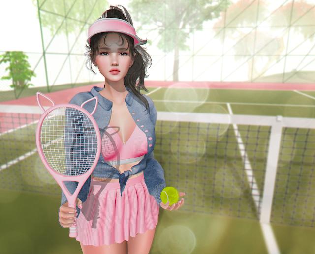 【tennis court】