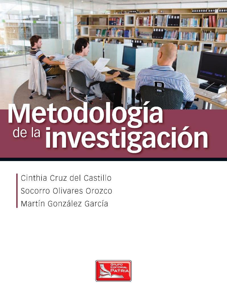 Metodología de la investigación – Cinthia Cruz del Castillo