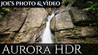 Waterfall Long Exposure Retouching Using Dodge & Burn | Aurora HDR Tutorial