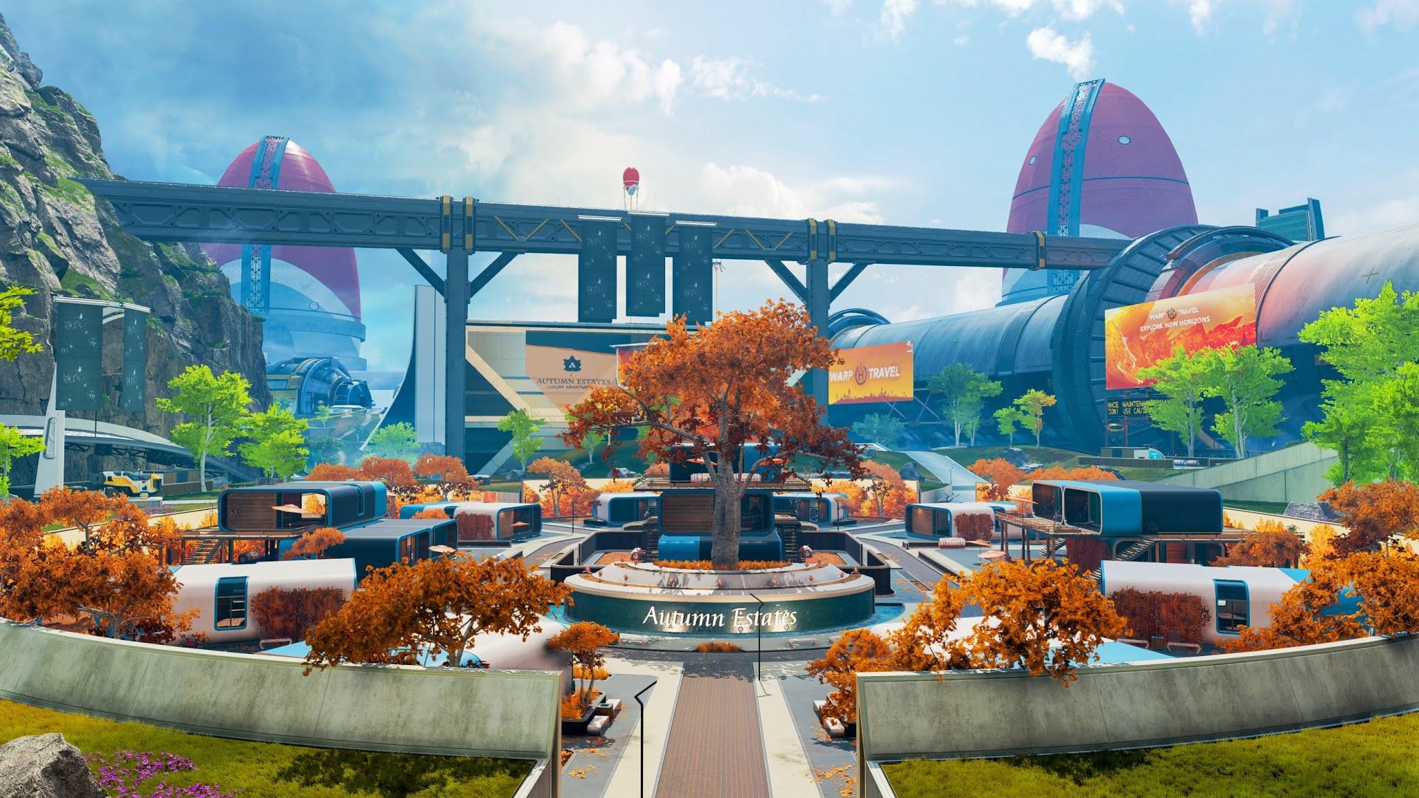 Apex Legends Season 7 Screenshot