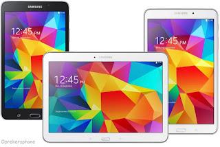 Cara Reset Samsung Galaxy Tab 4 dengan mudah