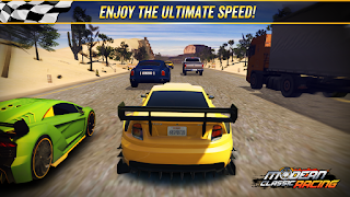 Speed Traffic Drifting Free v1.3 Mod