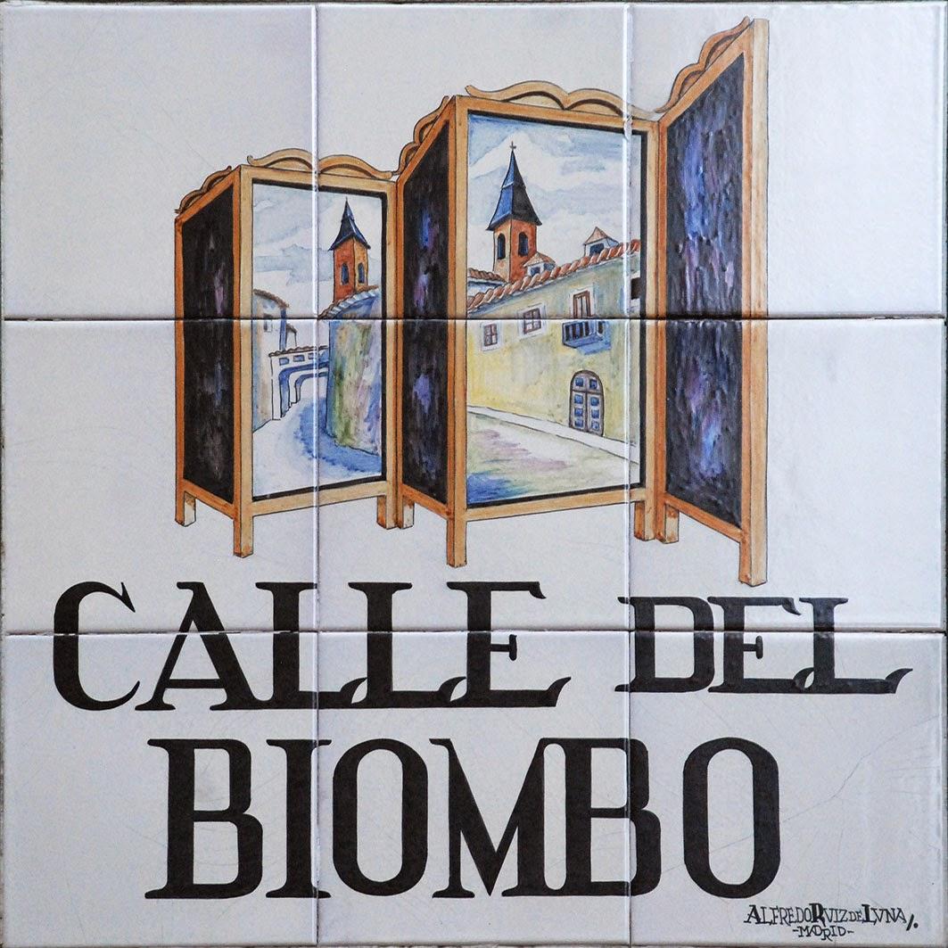 Calle del Biombo