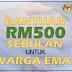 Bantuan RM500 Sebulan Untuk Warga Emas