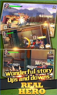 Game Real Hero:Fighting Revolution Apk