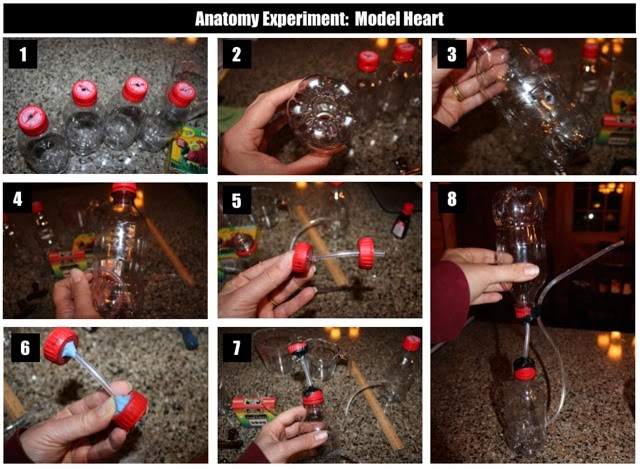 Model Water Pump Modeling Clay Water