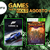 Games With Gold - Agosto de 2019