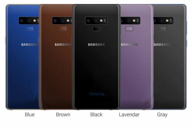 مواصفات و مميزات Samsung Galaxy Note9 - سعر ساموسنج جالكسي نوت 9