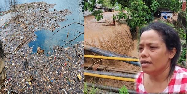 Ini Cerita Warga Detik-detik Parapat Banjir Lumpur dan Batu