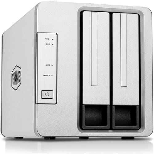 Review TerraMaster Quad Core F2-210-US 2-Bay NAS