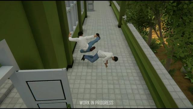 gameplay parakacuk