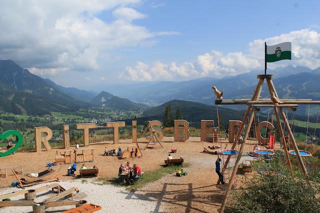 Rittisberg Wandern mit Kindern Jules kleines Freudenhaus