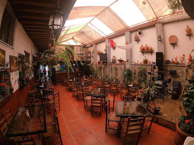 Lugares con terraza en Zacatlán