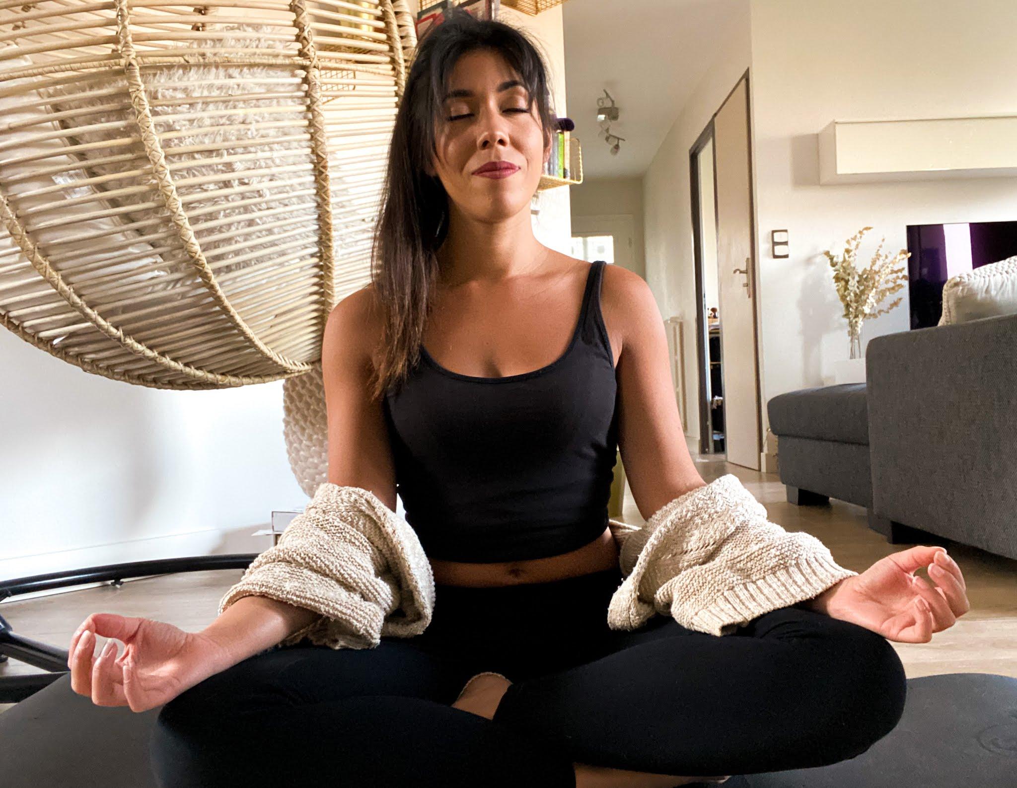 méditation prendre le temps