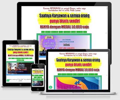 ika Anda seorang yang berbisnis di dunia maya, maka sekaranglah waktu yang tepat bagi anda untuk memiliki website landing page yang profesional dengan fitur yang mudah digunakan untuk mengatur halaman penjualan anda sehingga dapat mengkonversi pengunjung menjadi pelanggan.