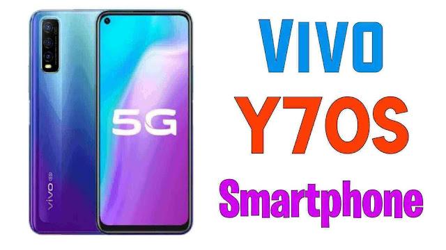 Vivo Y70s Smartphone,Vivo Y70s,Vivo Y70s Smartphone Price in India