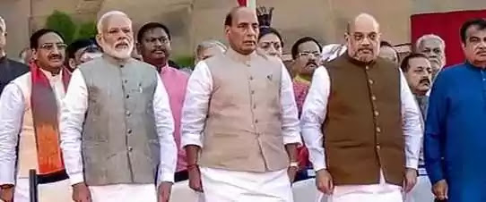 Indian Cabinet Ministers