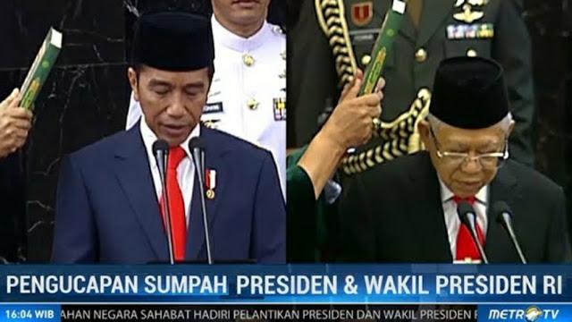MS Kaban: Putusan MA Pukulan Telak, Berkembang Paham RI Punya Presiden dan Wakil Presiden Yang Tidak Sah