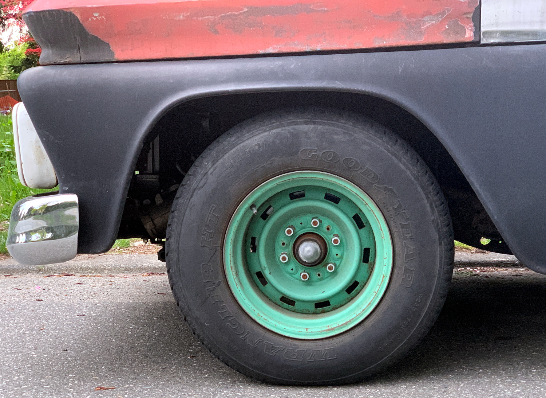 1966 Chevrolet C10 Custom 08