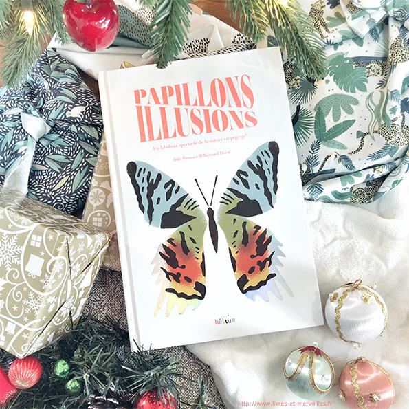 Album pop-up : Papillons illusions