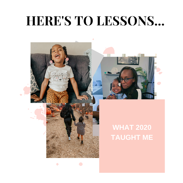 Lessons I Learned in 2020