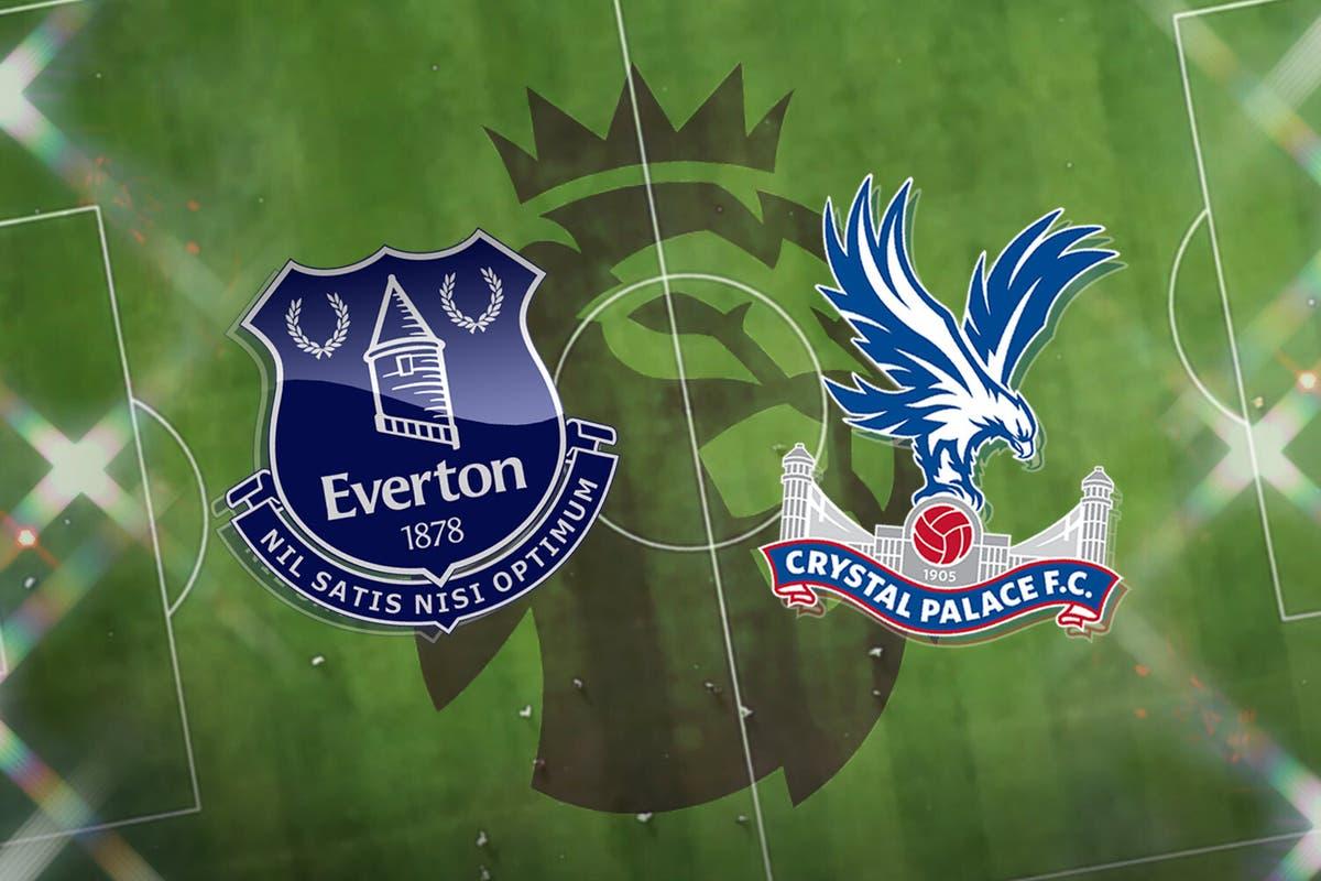 بث مباشر مباراة ايفرتون وكريستال بالاس