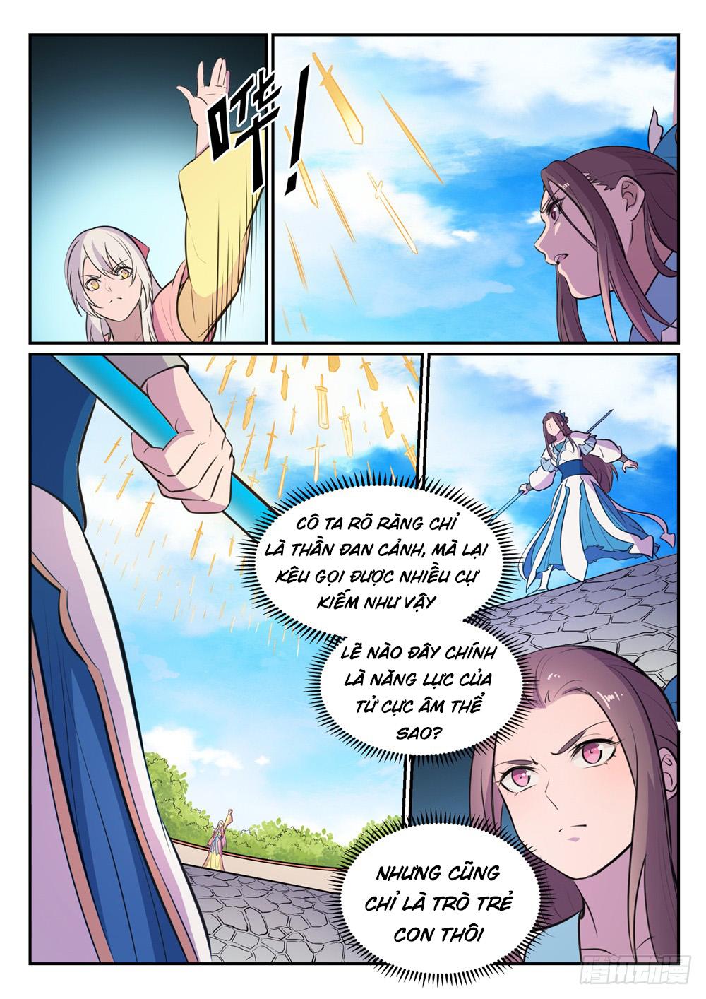 Bách Luyện Thành Thần chap 467 - Trang 9