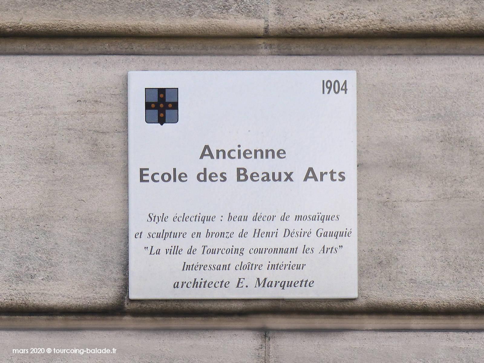 Architecte E. Marquette