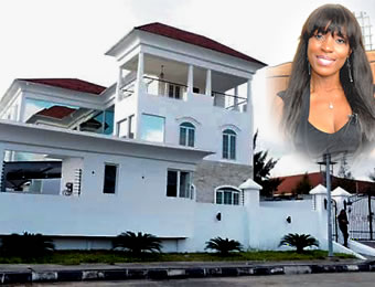 Image result for linda ikeji mansion blogspot.com