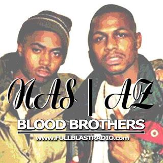 AZ & Nas | Blood Brothers