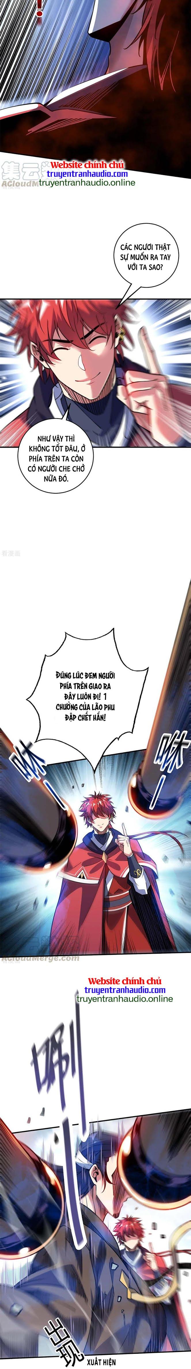 Vạn Cổ Đệ Nhất Tế Chương 109 - Truyentranhaudio.online
