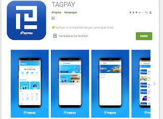 install aplikasi tagpay
