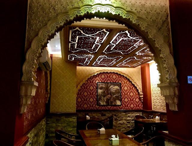 Abunawas Restaurant, Jakarta, Indonesia