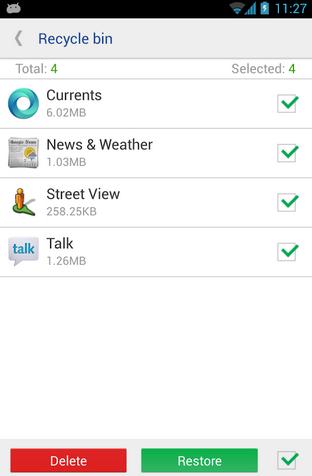 Cara menghapus aplikasi bawaan pabrikan ponsel Android 2