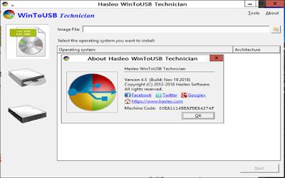 WinToUSB Technician version 4.9.0 Portable