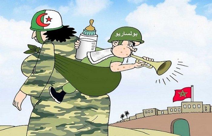 """التلفزيون الجزائري يُجَيش ضد المغرب ويتحول إلى """"إعلام حربي"""""""